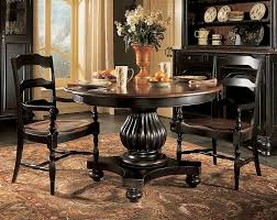 Pedestal Dining Table Round Pedestal Dining Table Set Expandable Round Pedestal Dining