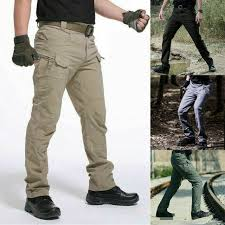Tactical <b>Ix7</b> Military Army <b>Cargo Pants</b> Security Combat Hiking ...