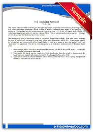 non compete agreement getting out cover letter templates non compete agreement getting out california non compete agreement non compete law site non compete employee