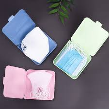 <b>New Hot Portable Dustproof</b> Moisture proof Mask Storage Case ...
