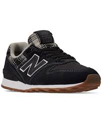 <b>New Balance</b> Women's <b>996</b> Plaid Casual Sneakers from Finish Line ...
