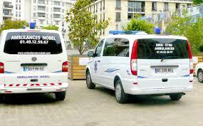 transport lors d une hospitalisation ambulance