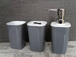bathroom accessories sets homezanin chic inspiration