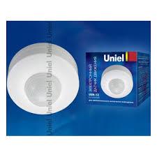 <b>Датчик движения Uniel</b> USN-13-360R-1200W-3LUX-12M-0,6-1,5m ...