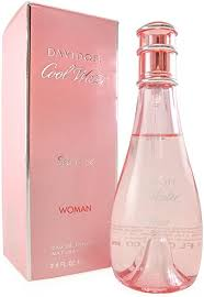 Zino <b>Davidoff Cool Water Sea</b> Rose for Women-3.4-Ounce EDT Spray