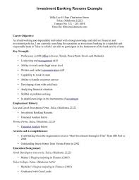 writing a good objective on resume good example of resume good objectives in a resume