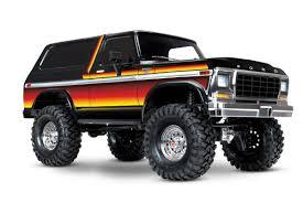 <b>Радиоуправляемый краулер</b> TRAXXAS Ford Bronco 4WD RTR ...
