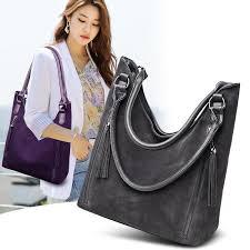 <b>YILIAN 2019 New</b> Cow Skin Shoulder Bag With Large Capacity ...
