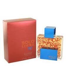 <b>Solo Loewe Pop</b> EDT for Men <b>Perfume</b> Singapore