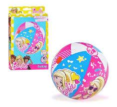 <b>Надувной</b> мяч <b>Bestway Barbie</b>, 51 см 93201 купить по цене 280 ...