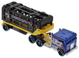 <b>Hot Wheels</b> Track Stars Трейлер Caged Cargo — купить в ...