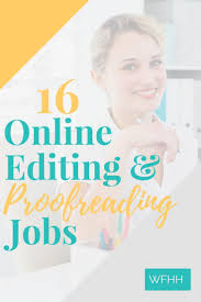 ideias sobre online editing jobs no 16 places to remote editing and proofreading jobs