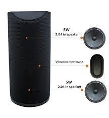 AVMART <b>TG</b> 113 Black <b>Bluetooth</b> Wireless <b>Outdoor Portable</b> USB ...