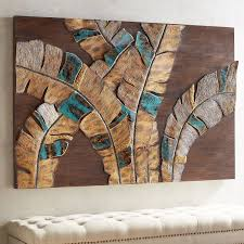 mosaic wall decor: images mosaic palm leaves wall decor