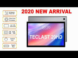 New <b>Teclast P20HD</b> tablet 4GB RAM 64GB ROM <b>4G</b> LTE (link in the ...