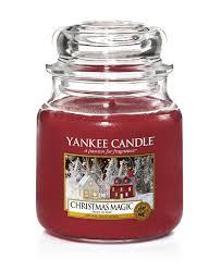 <b>Ароматическая свеча</b> Yankee Candle <b>Christmas Magic</b> ...