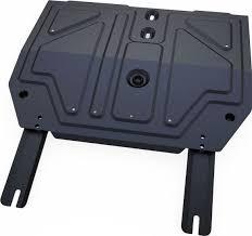 <b>Защита картера</b> и КПП <b>Автоброня для</b> Chery Tiggo 3 МКПП 2017 ...
