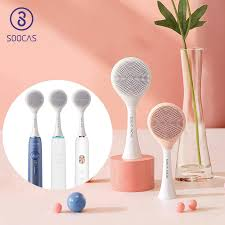 <b>SOOCAS Facial Cleansing</b> Brush Head Original for Xiaomi Youpin ...