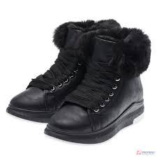 <b>Ботинки зимние FERTO</b>, N1803 — Искусственная кожа 100 ...