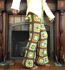 Image result for man in granny square suit