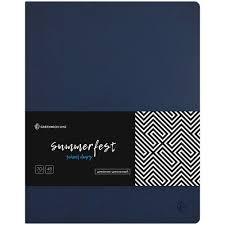 """<b>Дневник школьный для 1-11</b> классов """"Summerfest. Navy blue"""", 48 ..."""