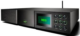 <b>Сетевой проигрыватель Naim</b> Audio NDS (Burndy)