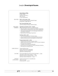 college dean resume