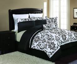 bedroom romantic black and white bed set for additional bedroom with black and white bed sheets bedroom white bed set