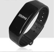 2017 new <b>smart bracelet C1</b> Blood pressure Waterproof Bluetooth ...