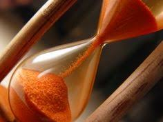 Image result for an hourglass symbolizing love time and death