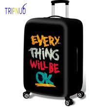 TRIPNUO <b>защитный чехол для</b> багажа 18-32 дюймов <b>Чехол</b> ...