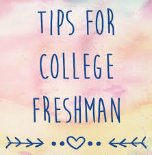 tips for college freshman living student debt