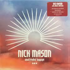 <b>Nick Mason</b> - <b>Unattended</b> Luggage (2018, CD)   Discogs