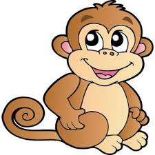 Image result for cartoon monkey