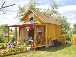 Eco Friendly DIY Homes Built for   K or Less    Inhabitat    Tiny House Family  LaMar Alexander  Derek Diedricksen  Macy Miller  Rural Studios