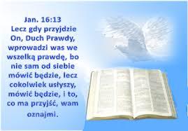 Znalezione obrazy dla zapytania Duch Swięty