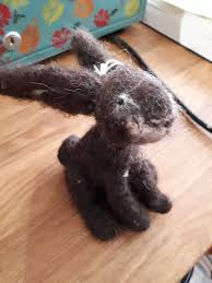 Harry Hare <b>Needle Felting</b> | Stitch - <b>DIY knitting</b> kits and crafting