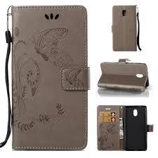 COWX OnePlus 5 Book Style PU Leather <b>Case Flip Cover Case</b> ...