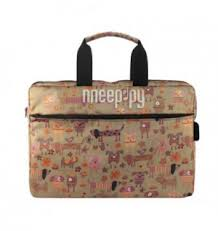 <b>Аксессуар Сумка 15.6</b> Vivacase Doggy Brown VCN-CDG15-br