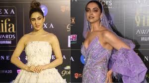 IIFA <b>2019</b>: Sara Ali Khan, Deepika Padukone, Katrina Kaif, Alia Bhatt ...