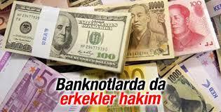 Para birimlerinde erkek egemenliği