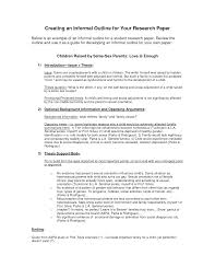 best photos of informal outline example essay research paper    cover letter best photos of informal outline example essay research paper outlineinformal essay format