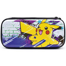 <b>Чехол Hori Vault</b> case для NS (Pikachu)
