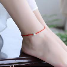 <b>Everoyal</b> Trendy <b>Silver</b> Ball Anklets For <b>Women</b> Jewelry Fashion ...