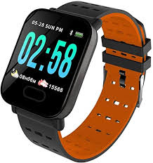 Roful 2018 <b>ARMOON</b> T20 <b>Smart</b> Watch Men Women Heart Rate ...