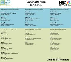 asian pacific fund essays winning entries guaa 2015 essay winners listing