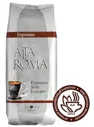 <b>Зерновой кофе Altaroma</b> Эспрессо - Безалкогольные напитки в ...