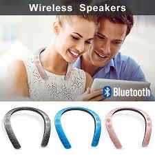 2018 <b>New Fashion Creative</b> Neck Hanging Speaker Portable ...