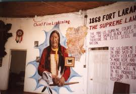 pilgrimage to wounded knee an essay by jeff rasley behind