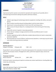sample machinist resume machinist resume examples machinist machinist resume objective